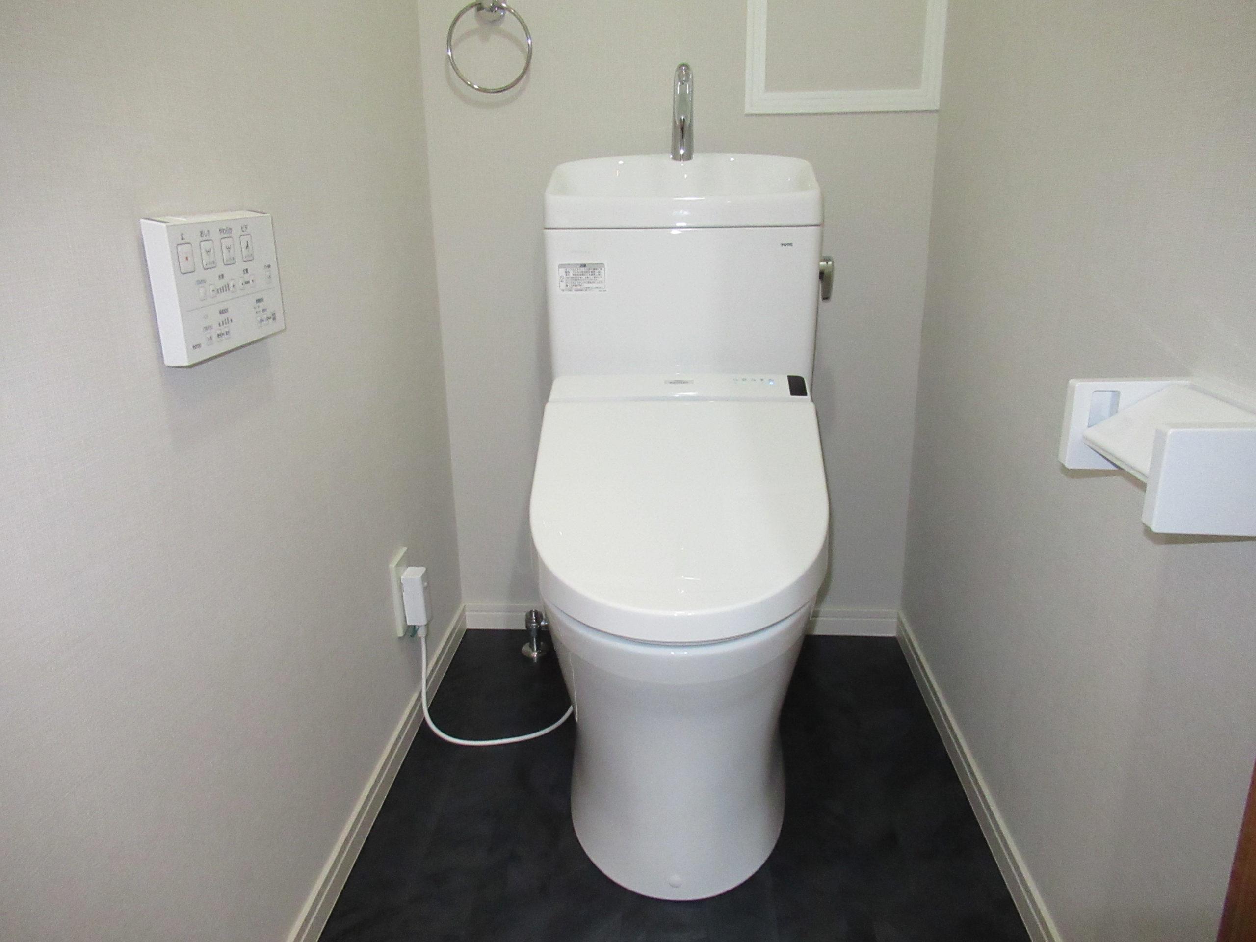 平塚市N様邸 トイレ工事